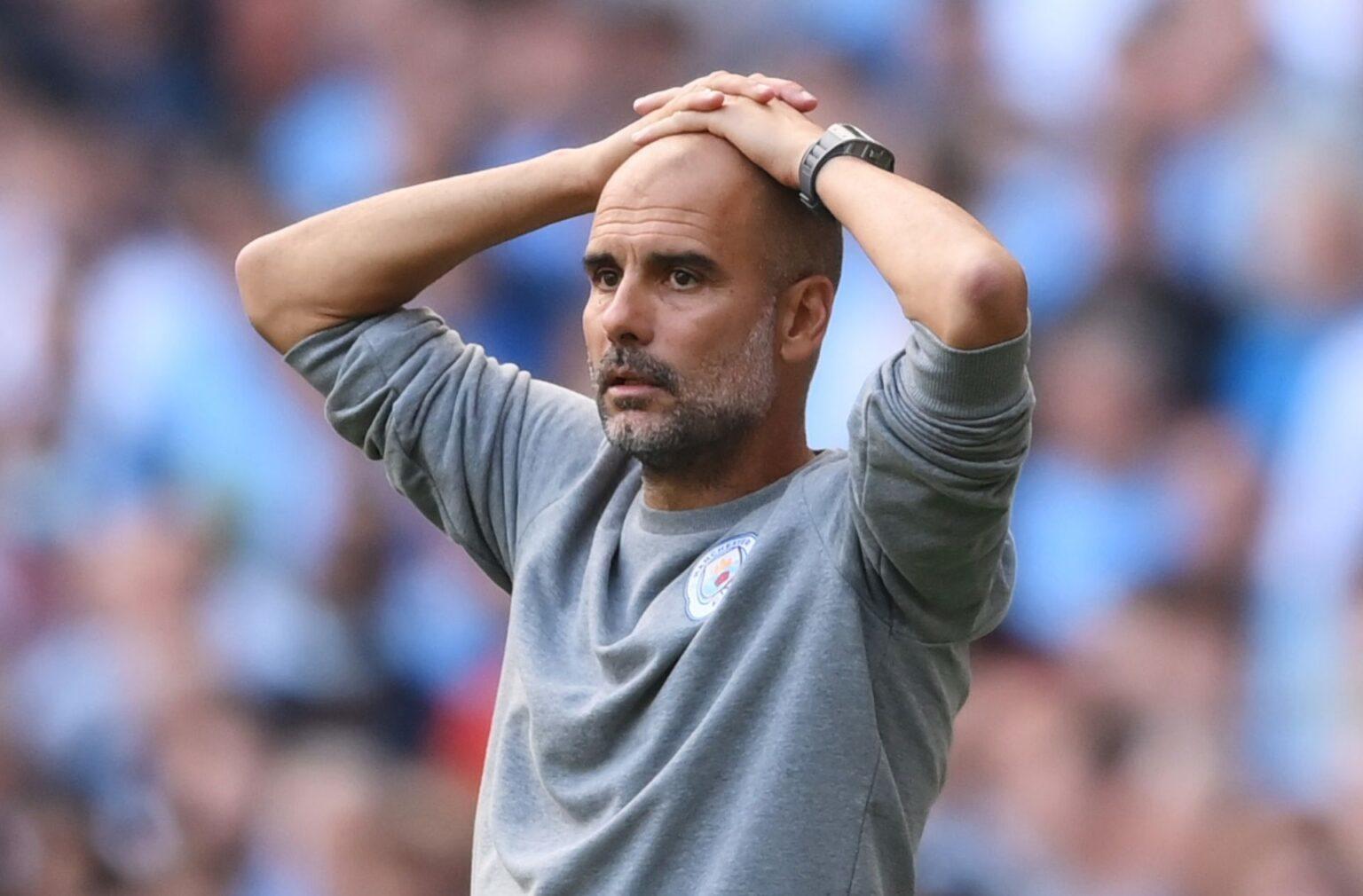 Pep Guardiola giải thích vì sao Man City chơi kém đáng ngạc nhiên