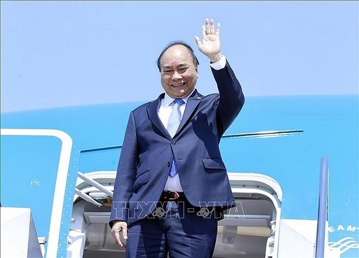 President Nguyen Xuan Phuc,official friendship visit to Cuba,Vietnam politics news