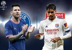 PSG vs Lyon: Ghi bàn đi, Messi!