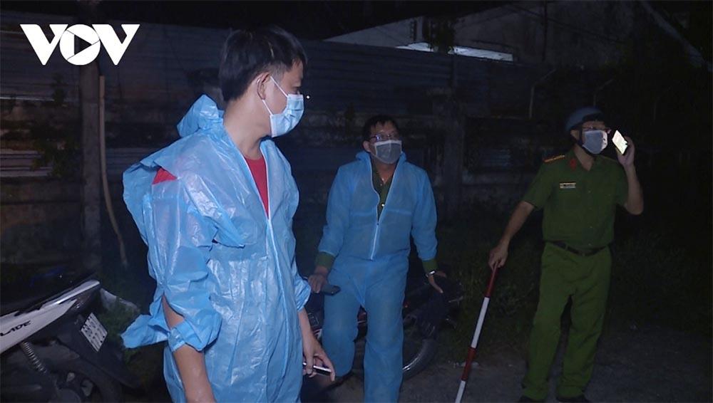 Kiên Giang tạm giữ 10 đối tượng tụ tập ăn nhậu, đánh lực lượng trực tại chốt kiểm soát