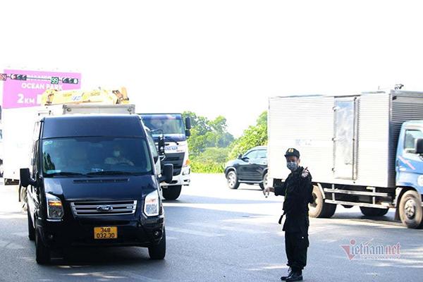 Hà Nội sẽ tiếp tục duy trì 23 chốt kiểm soát cửa ngõ