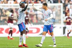 """Xem trực tiếp West Ham vs MU: Ronaldo """"nổ súng"""", gỡ hòa cho MU"""