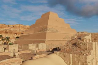 Ai Cập mở cửa khu kim tự tháp lâu đời nhất thế giới đón du khách