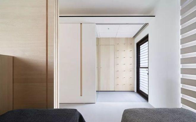 Căn hộ 59m2 thiết kế ấn tượng với nội thất thông minh cực tiện nghi