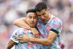 MU thắng siêu kịch tính trên sân West Ham