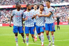 Kết quả bóng đá Ngoại hạng Anh vòng 5: Ronaldo giúp MU có 3 điểm