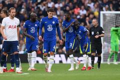 Bùng nổ hiệp hai, Chelsea đè bẹp Tottenham