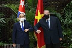 Cuba sẵn sàng hợp tác sản xuất vắc xin Abdala với Việt Nam