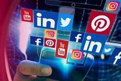Biểu đồ so sánh các mạng xã hội