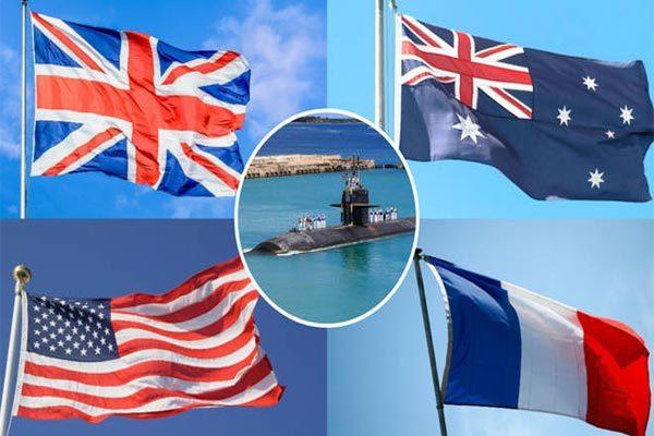 Pháp hủy họp quốc phòng với Anh, điện đàm với Mỹ về vụ 'đâm sau lưng'