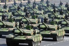 Cơ cấu lữ đoàn bộ binh cơ giới của quân đội Trung Quốc