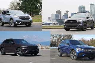 7 mẫu SUV nhỏ gọn, tốt nhất năm 2021 và 2022