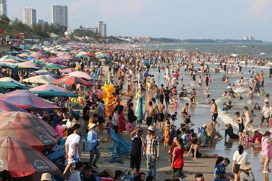 TP Vũng Tàu đề xuất cho phép tắm biển theo khung giờ