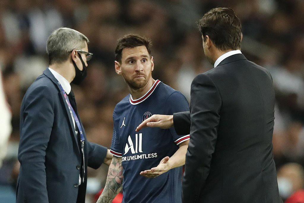 Messi tức giận Pochettino: Những hoài nghi PSG