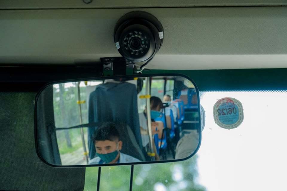 Doanh nghiệp vận tải cần khẩn trương lắp camera trên xe ô tô