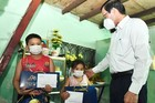 Chủ tịch TP.HCM: Sẽ giúp các em mồ côi có điều kiện tốt để học đến 18 tuổi