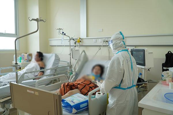 Hơn 67% F0 ở Bệnh viện Hồi sức Covid-19 muốn được hỗ trợ tâm lý