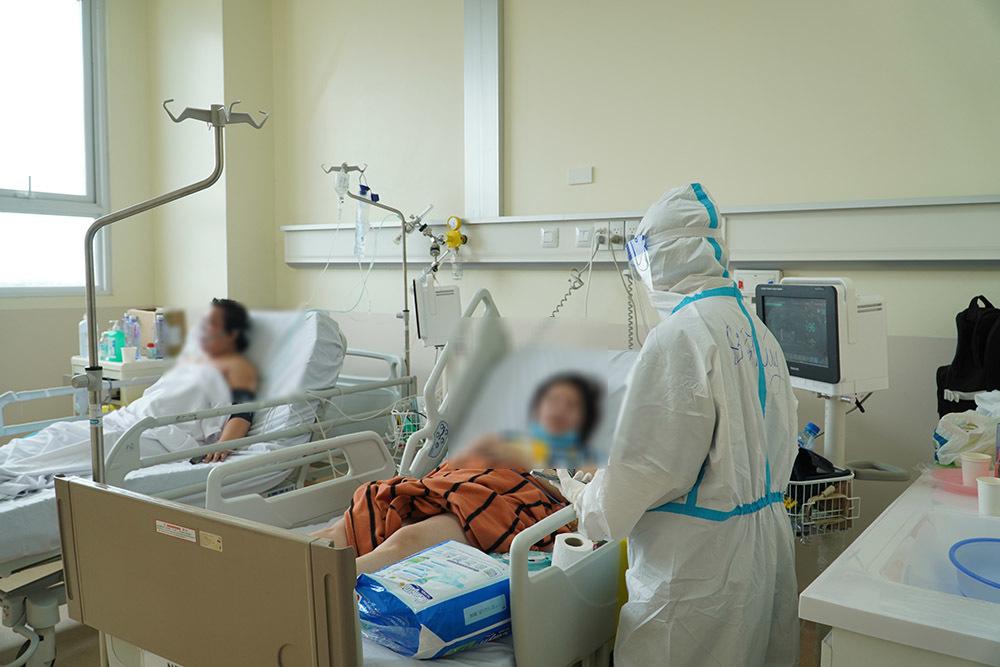 Sở Y tế TP.HCM đề nghị cho bệnh viện tư thu phí bệnh nhân Covid-19