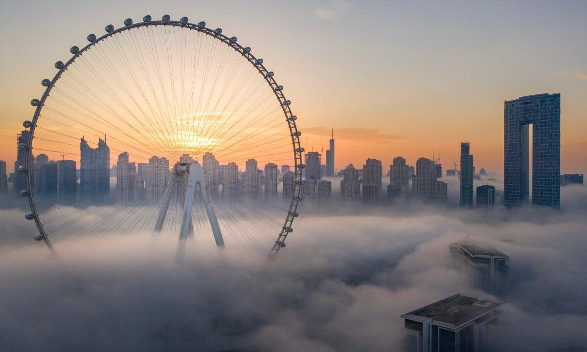Vòng quay cao nhất thế giới ở Dubai: Sức chứa 1.750 người, tốn thép hơn cả tháp Eiffel