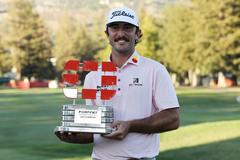 Max Homa vô địch chặng mở màn mùa golf mới