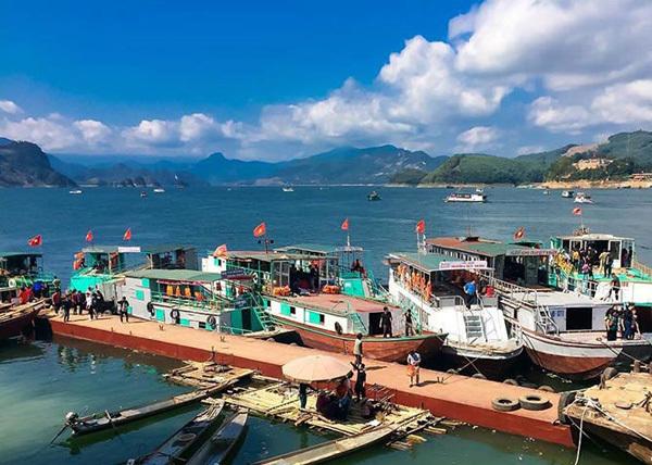 Dự án Hồ Hoà Bình: Tạo dựng thương hiệu tầm quốc tế