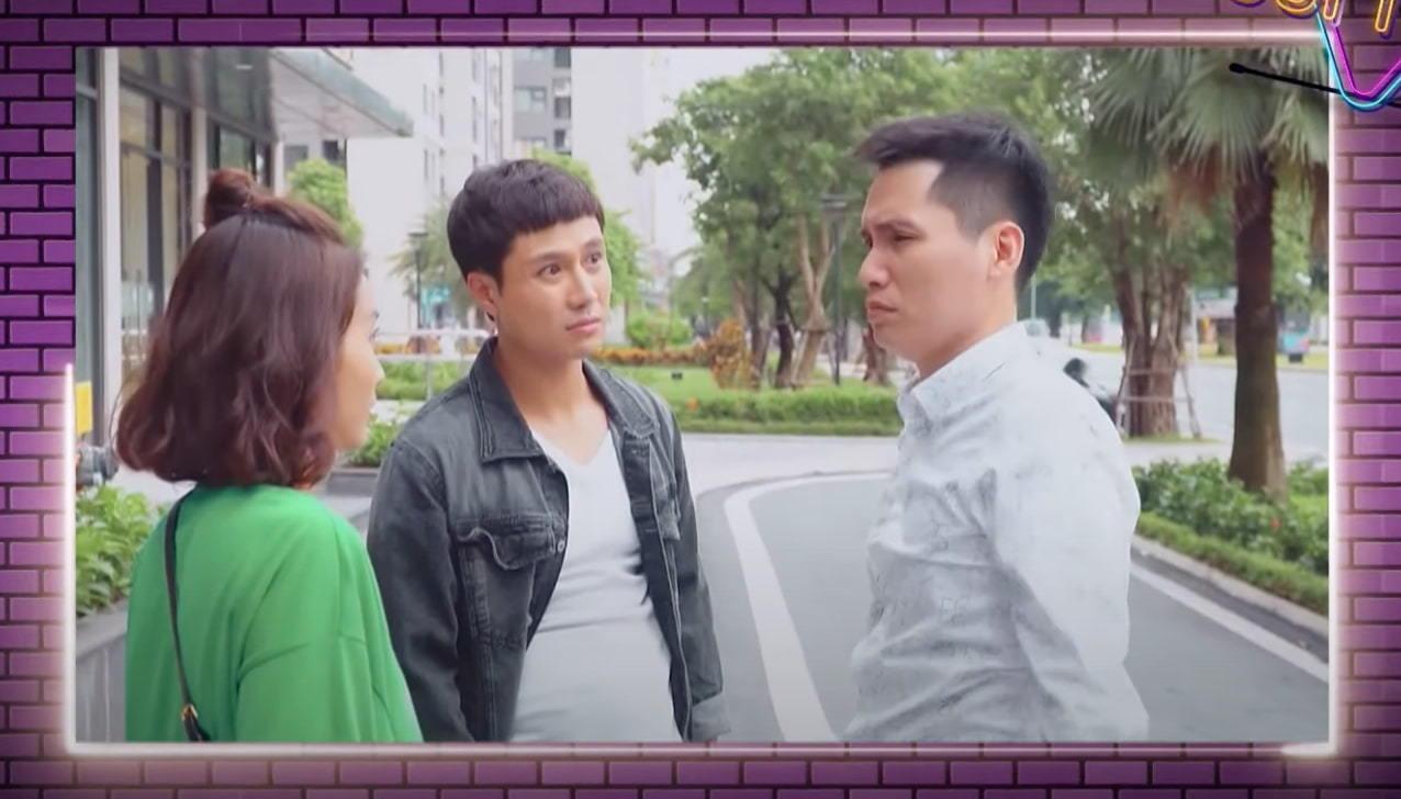 MC Quốc Khánh, Việt Hoàng VTV gây cười khi diễn xuất hài hước