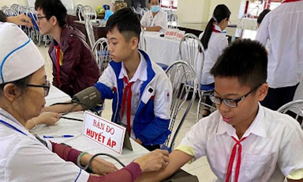 97% học sinh, sinh viên cả nước tham gia BHYT