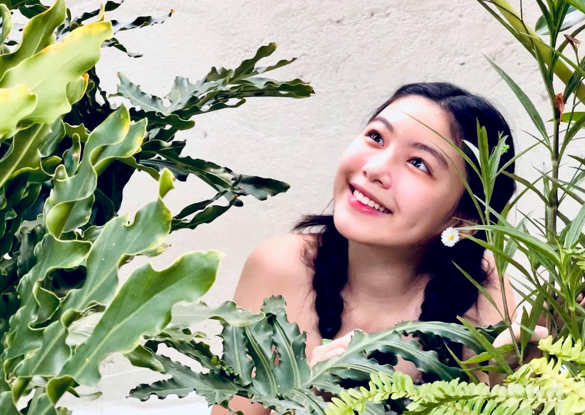 Loạt ảnh đáng yêu, ngắm mãi không chán của con gái MC Quyền Linh