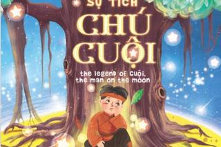 Sách song ngữ Anh - Việt về Trung Thu gây chú ý