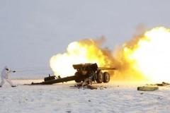 Ukraina bất ngờ tấn công dữ dội lực lượng dân quân miền Đông