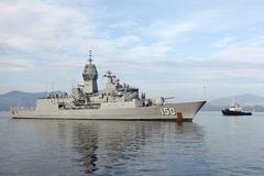 Nhóm tàu tác chiến Australia thăm Việt Nam