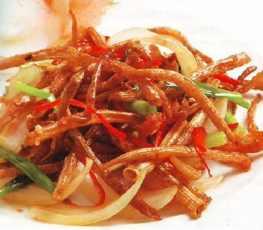 Loại 'bim bim' đắt đỏ, giá cả chỉ vàng một cân luôn 'cháy hàng' ở Quảng Ninh