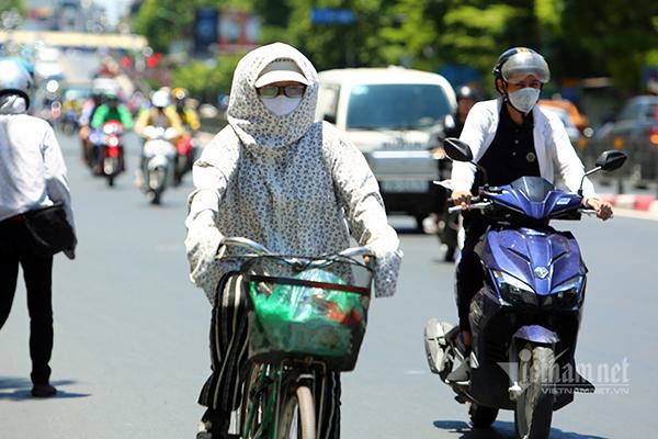 Dự báo thời tiết 21/9, Hà Nội ngày nắng, đêm mưa giông vài nơi