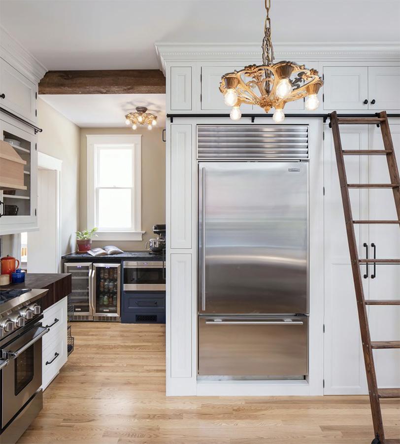 Chi tiền tỷ để lưu giữ nét cổ điển cho nhà bếp hiện đại