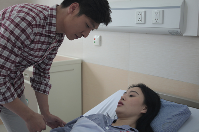 Loạt người tình màn ảnh toàn soái ca của Phương Oanh