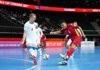 Lịch thi đấu bóng đá hôm nay 22/9: Futsal Việt Nam đấu Nga