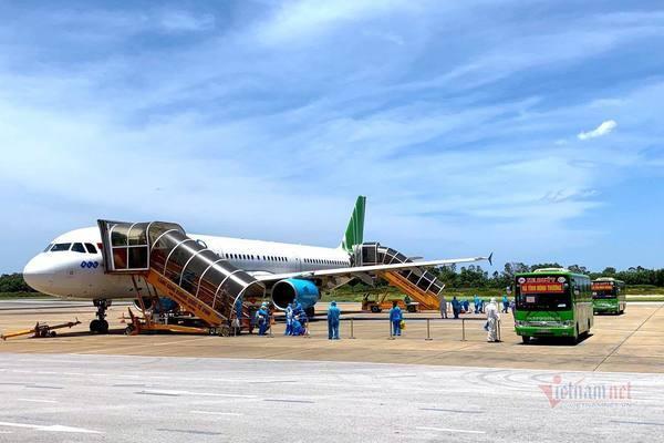Hà Tĩnh đón phụ nữ mang thai ở TP.HCM về quê bằng máy bay vào cuối tháng 9