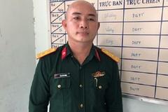 Thanh niên ở Đồng Nai giả danh trung tá quân đội để qua chốt kiểm dịch