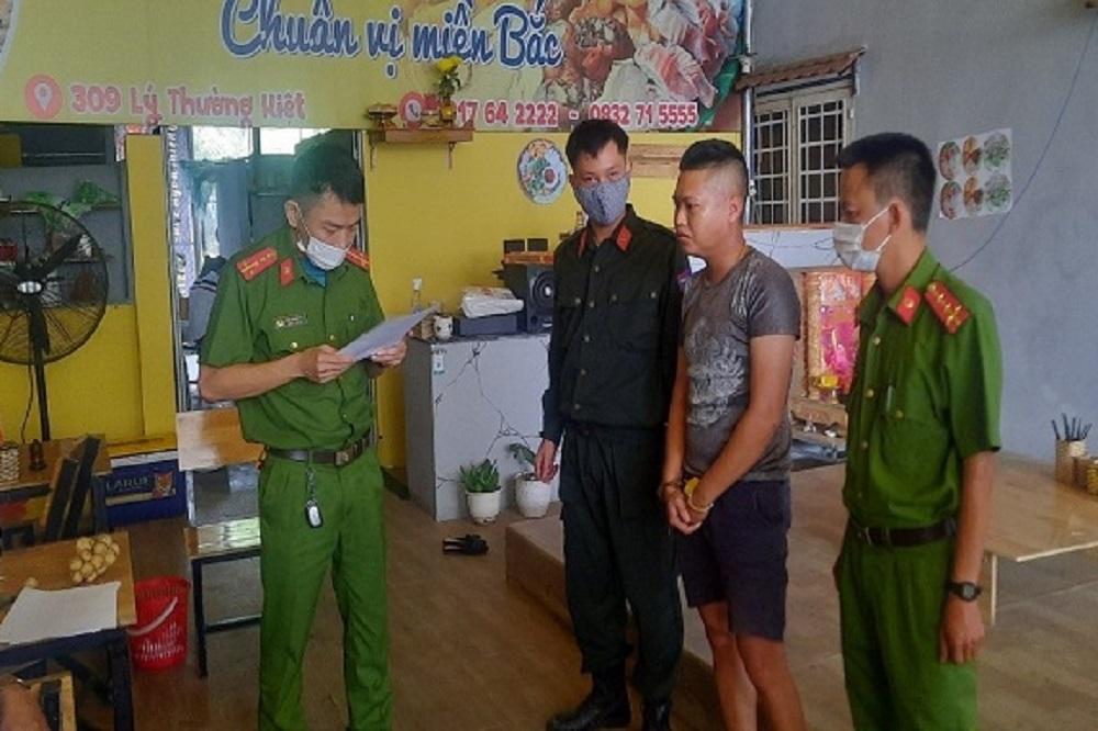 Công an Quảng Nam bắt giữ nhóm người cho vay nặng lãi 360%
