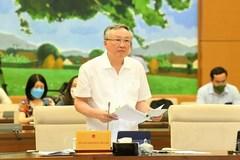 Trình Bộ Chính trị cho ý kiến về tổ chức phiên tòa trực tuyến