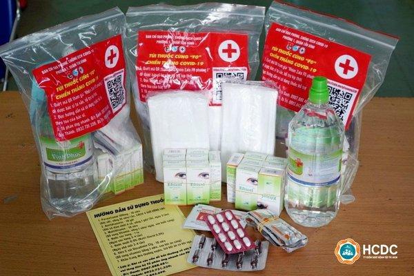 Công an TP.HCM điều tra việc quảng cáo bán thuốc điều trị Covid-19 trên mạng