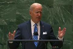 Ông Biden đưa ra một loạt cam kết trước Liên Hợp Quốc