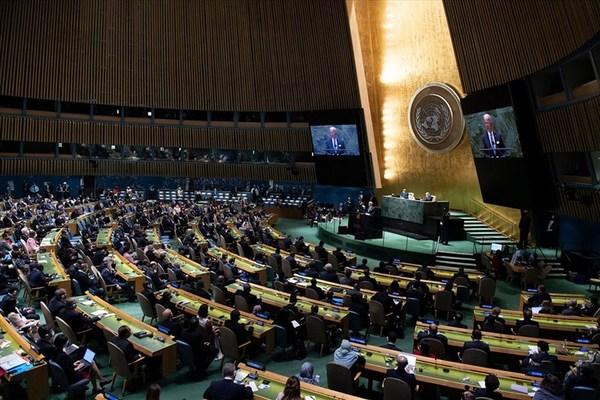 Chủ tịch nước dự khai mạc phiên họp Đại hội đồng Liên Hợp Quốc