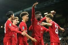 Kết quả bóng đá hôm nay 22/9: Liverpool, Man City rủ nhau mở tiệc