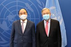Việt Nam đề nghị Liên Hợp Quốc hỗ trợ chiến dịch tiêm vắc xin rộng rãi