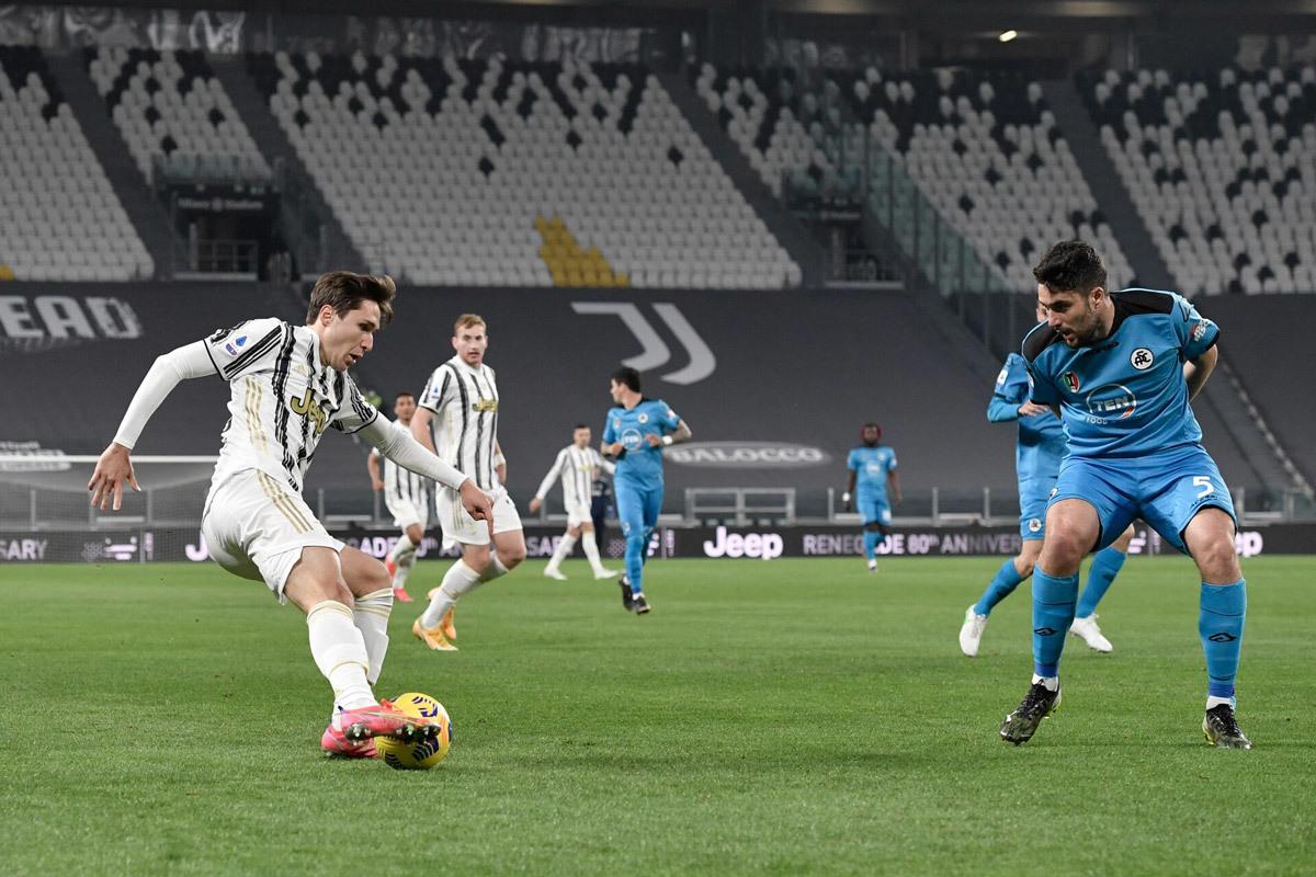 Spezia vs Juventus: Mệnh lệnh chiến thắng