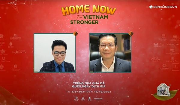 Home now for Vietnam stronger - 'vắc xin tinh thần' cho thị trường BĐS
