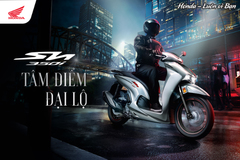 Honda SH350i, 3 ưu thế đặc biệt nâng tầm đẳng cấp người dùng