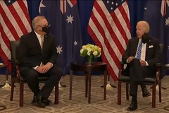Ông Biden ca ngợi quan hệ đồng minh Mỹ-Australia