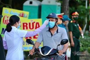Hà Nội áp dụng Chỉ thị 15, có được về quê bằng xe máy?